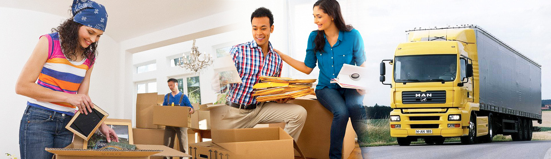 Relocating? The Top Movers and Packers Are Your Disposal!
