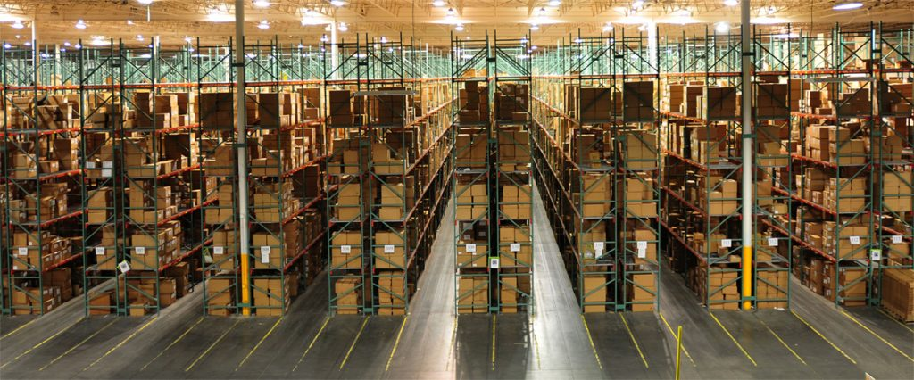 Packers and movers for warehousing services