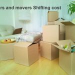 Packers and Movers shifting cost