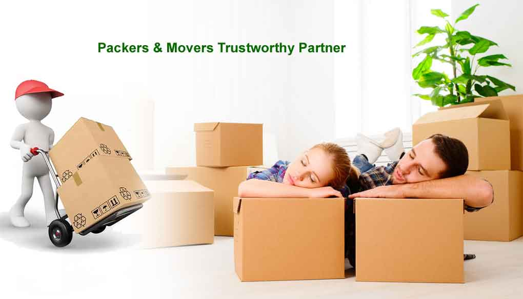 Packers and movers trustworthy Partner for your all shifting
