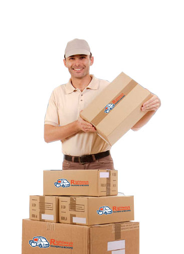 Rightways Packers and Movers services for all over india