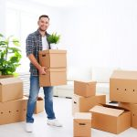 Packers and Movers for export packaging